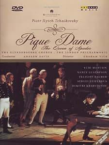 Tchaikovsky: Pique Dame (The Queen of Spades) [DVD] [2002]