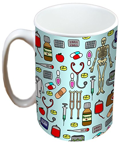 51NiYd1amoL - Selina-Jayne Doctors Limited Edition Designer Mug and Coaster Gift Set