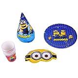 Party Butiko Minions Theme Party Paper P...