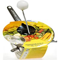 20cm Baby Mouli Food Mill - 3 discs - 2 year guarantee - made by Acea