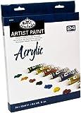 Royal & Langnickel Artist Paint 24 x 12ml Set - Acrylic