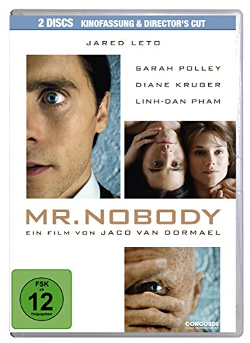 Mr. Nobody (Director's Cut + Kinofassung, 2 Discs)