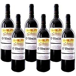 El Vinculo Crianza - Vino Tinto - 6 Botellas
