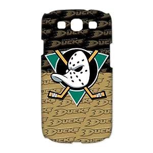 Top Designer Samsung Case NHL Anaheim Ducks Logo for Samsung Galaxy S3 I9300 I9308 I939 Case Cover