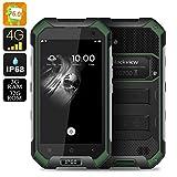 Blackview BV6000 Smartphones (4,7 Zoll, Android 6.0,32G Speicher)(Verde)