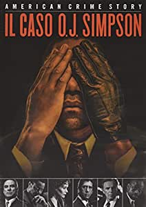 American Crime Story: People Vs O.J. Simpson (4 DVD)