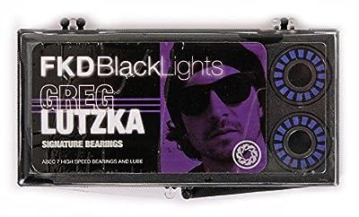 FKD 8 Kugellager Abec 7 skateboard Blacklight Greg Lutzka