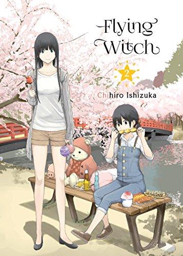 Flying Witch 2 por Chihrio Ichizuka