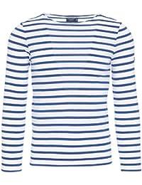 948e9fad77c897 Saint James MINQUIERS- Streifenshirt - Bretagne-Shirts