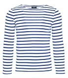 Saint James MINQUIERS- Streifenshirt - Bretagne-Shirts (XL, Neige/GITANE)