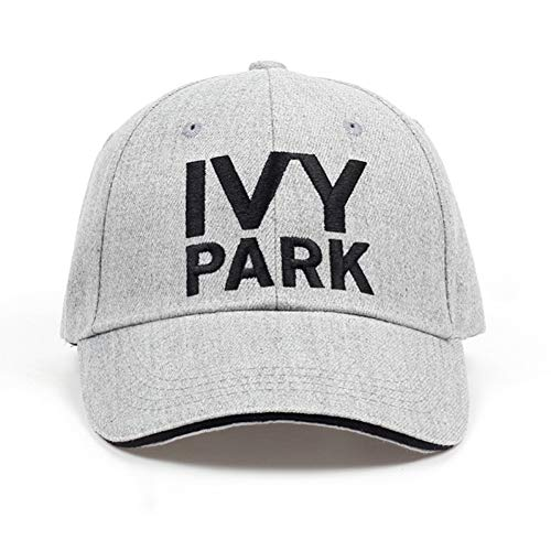 Baseballmütze Beyonce Sportlichen Stil Baumwolle Hanf Asche Hut Unisex Für Frauen Mann Marke Stickerei