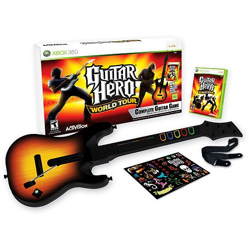 Guitar Hero: World Tour - Solo Guitar Pack