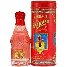 VERSACE RED JEANS agua de tocador vaporizador 75 ml