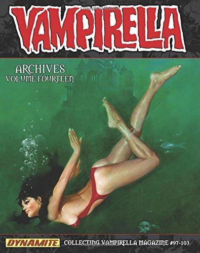 Vampirella Archives Volume 14 (Vampirella 14)