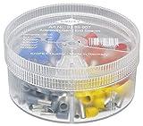 KNIPEX 97 99 907 Sortimentsbox mit isolierten Aderendhülsen