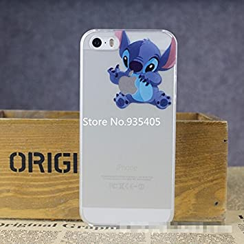 coque iphone 5 disney stitch