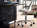 möbelando Schreibtisch Computertisch Arbeitstisch Bürotisch Tisch Büromöbel Carney I