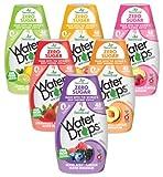 Sweetleaf gocce d' acqua, Sweetened with stevia, water Enhancer, confezione mista di tutti i 6sapori e realizzato per il Regno Unito mercato