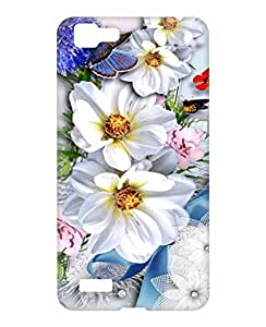 Crackndeal Back Cover for Vivo V1