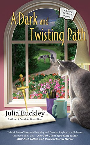 A Dark and Twisting Path (A Writer's Apprentice Mystery, Band 3)