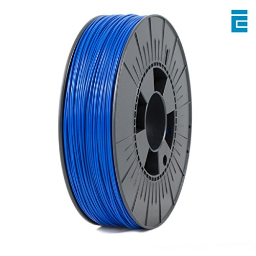 ICE Filaments ICEFIL1PLA105 PLA filament, 1.75mm, 0.75 kg, Daring Darkblue