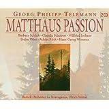 Telemann: Matthäus-Passion - Gesamtaufnahme