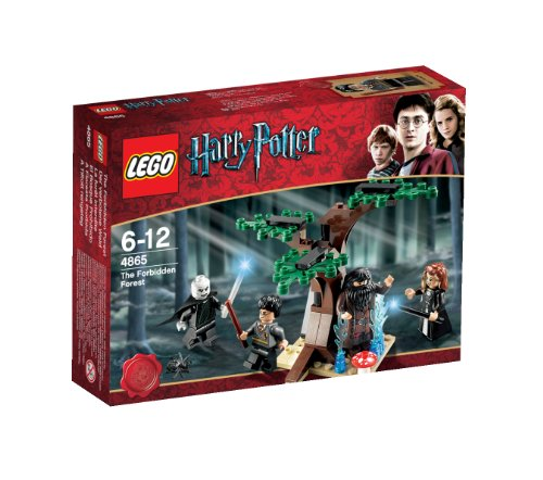 LEGO Harry Potter 4865 - El Bosque Prohibido 10
