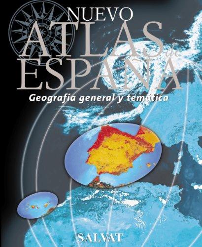 Nuevo Atlas de España (Castellano - Adultos - Atlas)