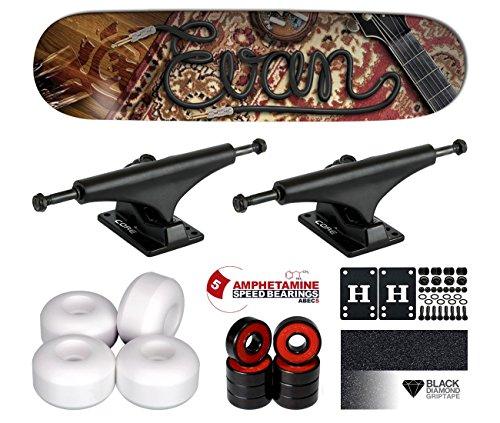 Element Smith Nightcap Komplett Skateboard 8.0
