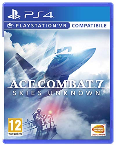 Foto Ace Combat 7 - Playstation 4