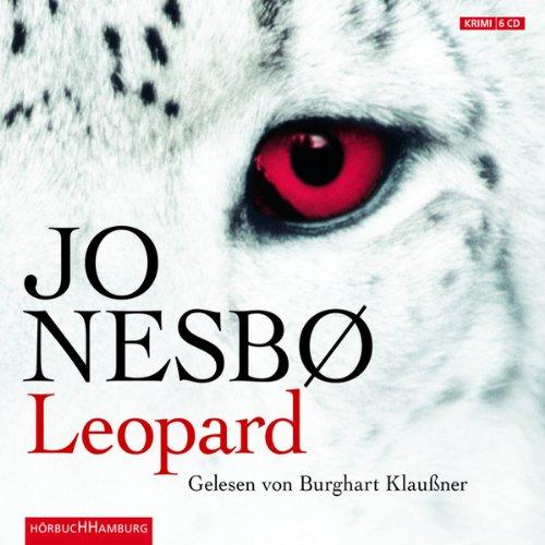 Buchseite und Rezensionen zu 'Leopard' von Jo Nesbø