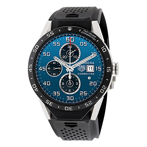 Tag Heuer Connected SAR8 A80.FT6045, orologio da uomo in titanio e...