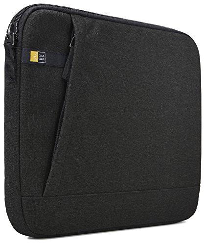 Case Logic Huxton Sleeve Schutzhülle für Notebooks bis 29,5 cm (11,6 Zoll) Schwarz (Case Logic Laptop Sleeve)