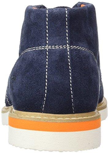 camel active Herren Sunset 12 Desert Boots Blau (fjord 01)