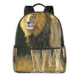 in His Prime Schultertasche Daypacks Teenager Reisetaschen Casual Daypack Bag Rucksack für Männer...