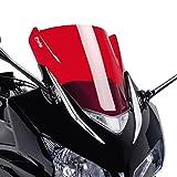 Racingscheibe Puig Honda CBR 500 R 13-15 rot