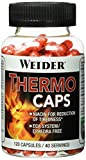Weider Thermo Caps- 120 Kapseln 96 g