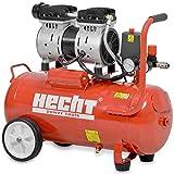 HECHT 2080 Flüster Kompressor (24-Liter Kessel, 800 Watt, 8 bar, 75,2 dB(A))