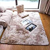 DSCTT Teppich Einfacher moderner skandinavischer Stil Wohnzimmer Couchtisch Schlafzimmer Esszimmer Große Haare Verdickung Plus Weiche Anti-Slip Teppich (größe : 140×200cm)