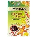 Twinings Bustine Di Tè Verde Di Pan Di Zenzero (20)