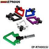 EPMAN - Japan Modelle Car Racing Schraube Aluminium CNC Dreieck-Ring Tow Zughaken JDM Rennen f¨¹r Honda Toyota EP-RTH001SJ