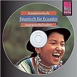 Reise Know-How Kauderwelsch AusspracheTrainer Spanisch für Ecuador (Audio-CD): Kauderwelsch-CD - Wolfgang Falkenberg