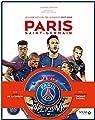 Coffret PSG saison 2017-2018 + DVD par Estérelle