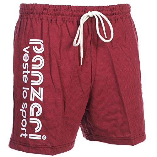 Panzeri Unito ha granato Shorts jersey-Pantaloncini per tutti gli sport - Bordeaux