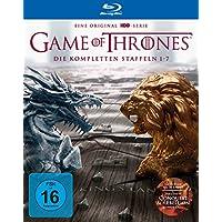 Game of Thrones: Die kompletten Staffeln 1-7 als Digipack