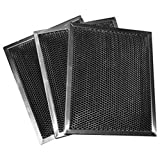 Best Whirlpool Of 3s - Whirlpool W10355450 Charcoal Hood Filter. 3-Pack Review