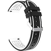 Bolyte, cinturino in silicone impermeabile, a sgancio rapido, cinturino di ricambio per orologio sportivo, cinturino in…