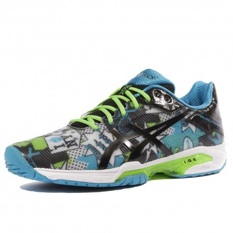 Asics gel SOLUTION SPEED 3 L.E. NYC - E618N 0190 (41.5)