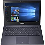 Asus UX301LA Zenbook 13.3-Inch QHD Touchscreen (Dark Blue) - (Intel Core i5-5200U, 8 GB RAM, 128 GB SSD, Integrated Intel HD 5500 Graphics Card, Windows 10)