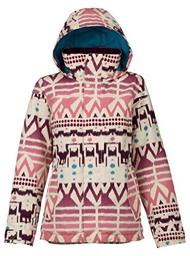 Burton Damen Jet Set Jacket Snowboardjacke, Digikat, M -